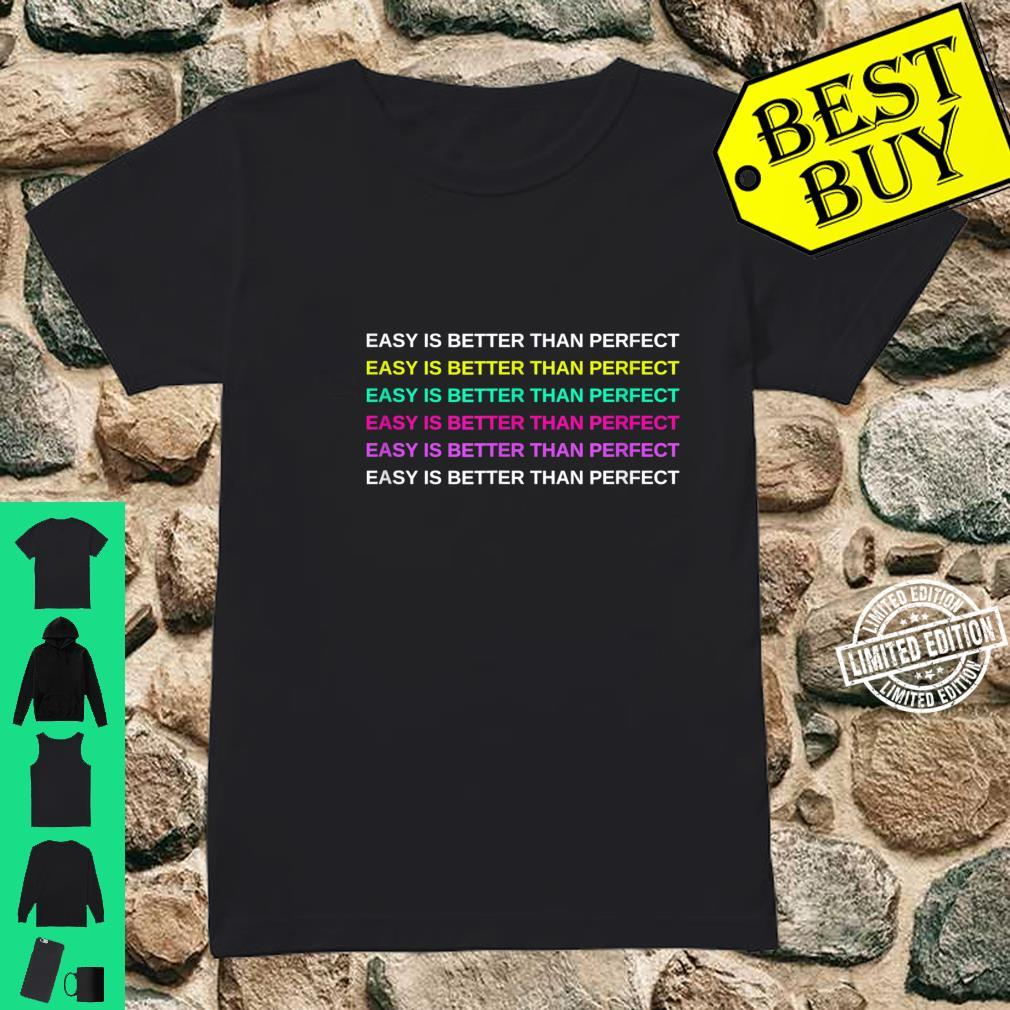SHOPPER EASY LIFE Shirt ladies tee