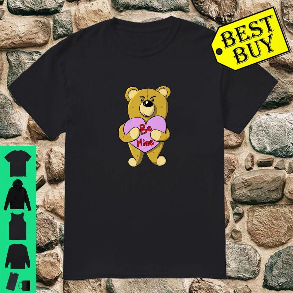 Bear Valentine's Be Mine Shirt