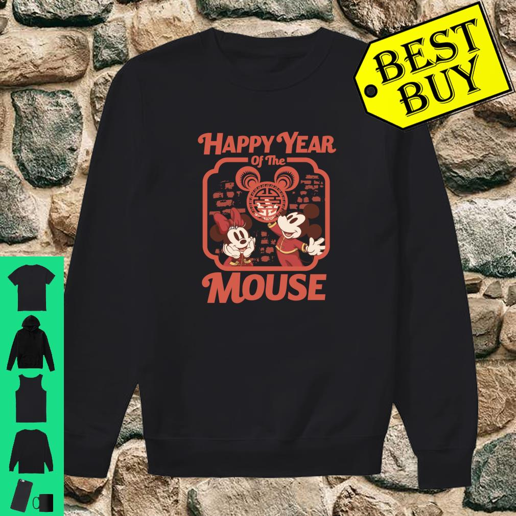 Disney Mickey And Friends Happy Year Of The Mouse shirt sweater