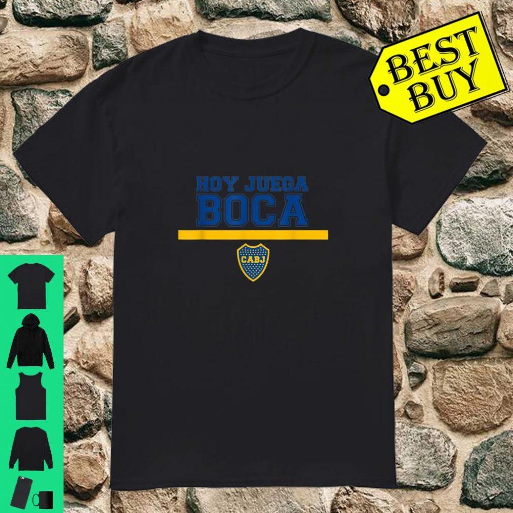 Hoy Juega Boca Juniors Official Store shirt