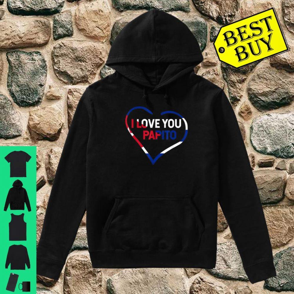 I Love You Papito Cuba San Valentin Happy Valentine's shirt hoodie