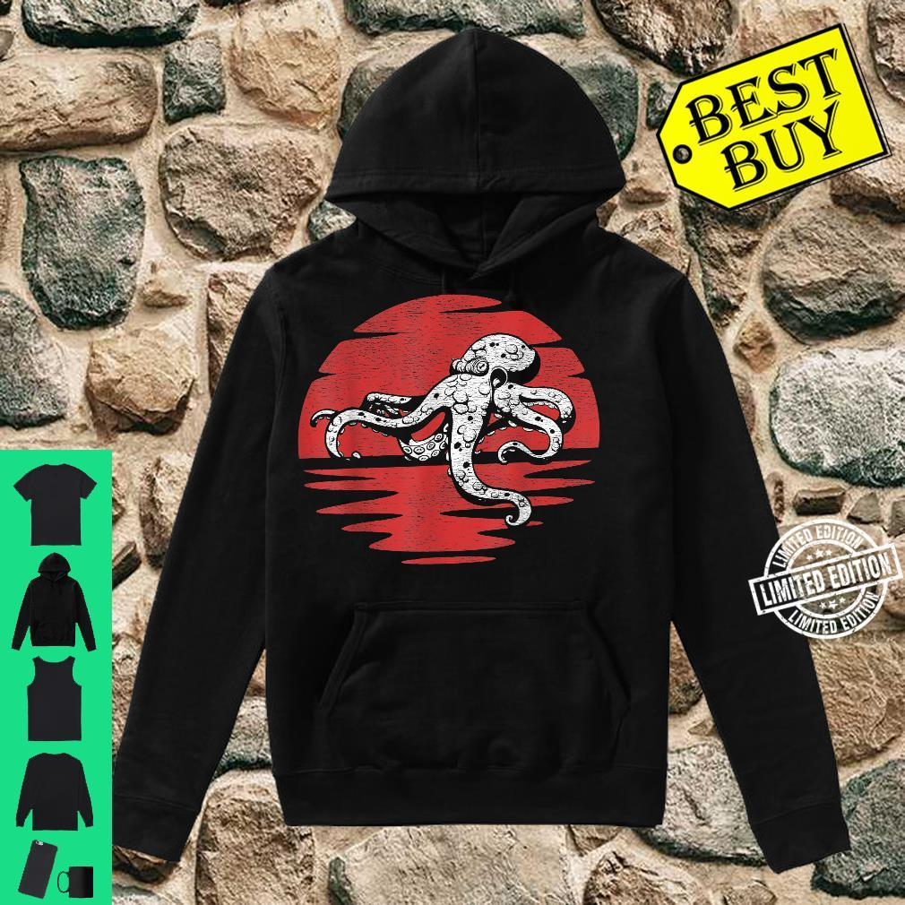 Sea Creature Animal Octopus Shirt hoodie